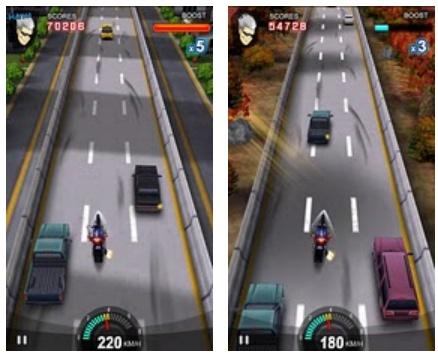 Racer игра на андроид Smash Bandits