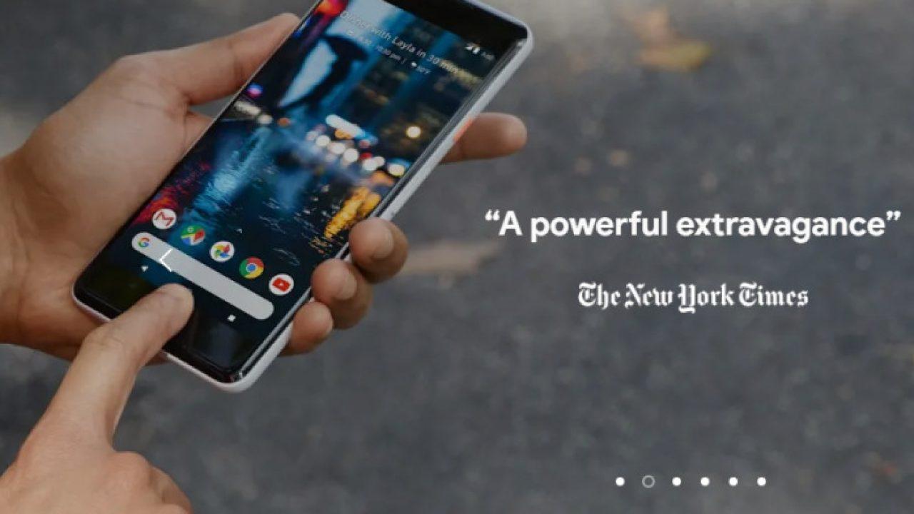 Build prop Android 8 1 0 Oreo Google Pixel 2 - Java-Phones com