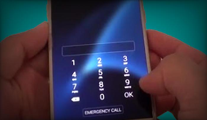 Bypass Lock Screen Samsung