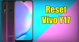 How To Reset Vivo Y17